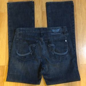 Rock & Republic Henlee Button Fly Mens Jeans